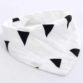 Hydrofiele slab/bandana - driehoek