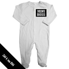 Boxpak mini boss