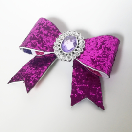 Haarclip small - glitter