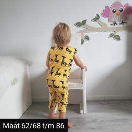 Jumpsuit giraf