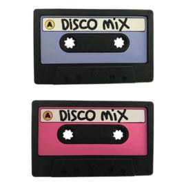 Bijtring siliconen disco mix
