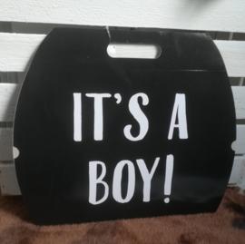 Cadeauverpakking - it's a boy