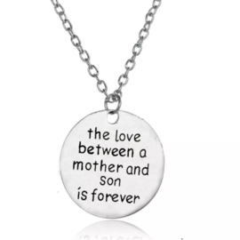 Ketting - love between mother and son