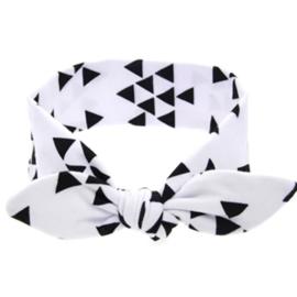 Haarband - driehoek