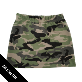 Rok camouflage