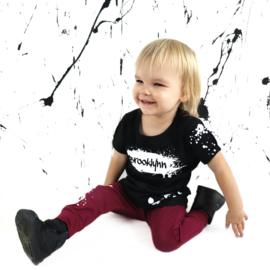 T-shirt / Longsleeve Kids ABC Let's go urban *personaliseren*