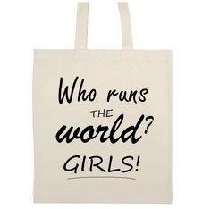 Canvastas Who run the world? GIRLS!