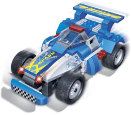 BanBao bouwpakket Turbo Power Eagle 125-delig