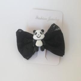 Haarspeld - panda
