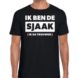 T-shirt ik ga trouwen