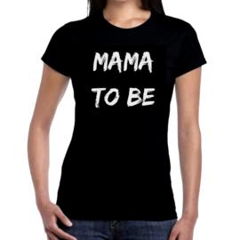 T-shirt mama/papa to be