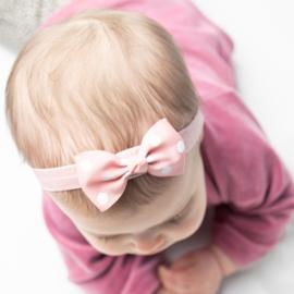 Haarbanden - gestippeld