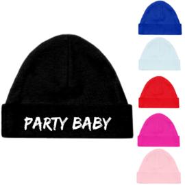 Newbornmuts party baby
