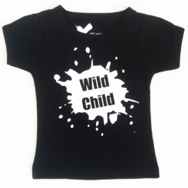 T-shirt/Longsleeve   - wild child