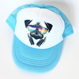 Pet disco hond