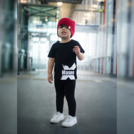 T-shirt/Longsleeve ABC exclusief *personaliseren*