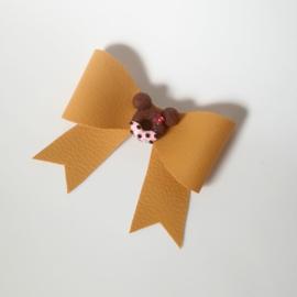 Haarclip small - taart