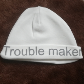 Newbornmuts trouble maker