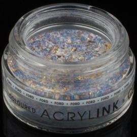 Coloured Powder - Ford Mix Chunky Glitter