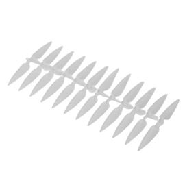 240x Nail art display tips – Clear