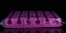 Toe Separators – Dark Pink (144 Stuks)