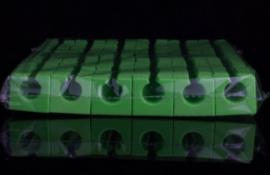 Toe Separators – Green (144 Stuks)