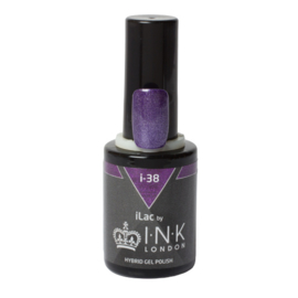 i-38 - Purple Glitter