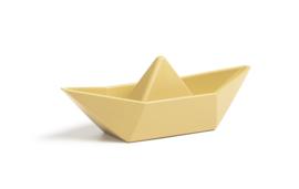 Zsilt - Boot in cadeauverpakking  - Zand Geel