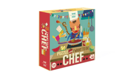 Londji - I Want to Be.... Chef puzzel