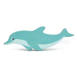 Tender Leaf Toys - Houten Dolfijn - 13 cm