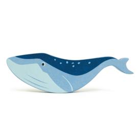 Tender Leaf Toys - Houten Walvis - 20 cm