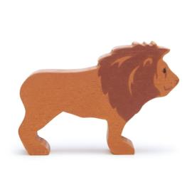 Tender Leaf Toys - Houten Leeuw - 9 cm