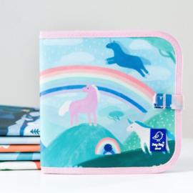 Jaq Jaq Bird - Krijtboekje Timeless Wonder Unicorn