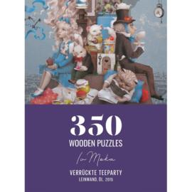 DaVICI - Puzzel Thee met de Hoedenmaker (350 stuks)