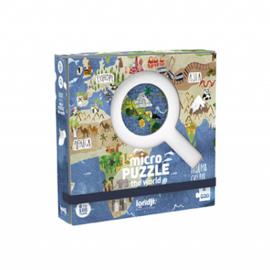 Londji - Discover the World Micropuzzel (600 st)