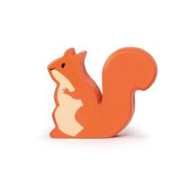 Tender Leaf Toys - Houten Eekhoorn - 6 cm