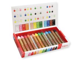 Kitpas - Art Crayons Medium (12 stuks)