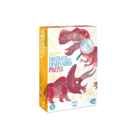 Londji - Discover the Dinosaurs Puzzel (200 st)