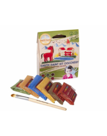 Natural Earth Paint - Children's Earth Paint Kit Discovery