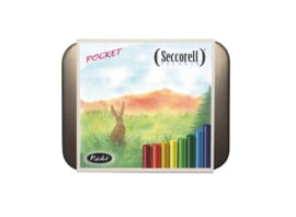 Seccorell - Pocket metalen doos