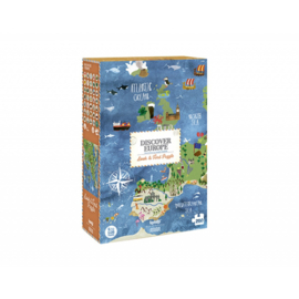 Londji - Discover Europe Puzzel (200 st)