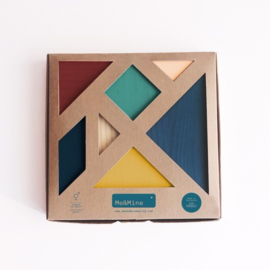 Me & Mine - Houten Tangram Limited Edition
