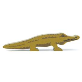 Tender Leaf Toys - Houten Krokodil - 15 cm