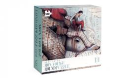Londji - Avec Tatou Mon Voyage puzzel (500 st)