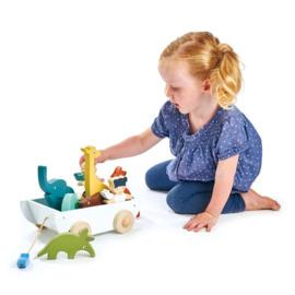 Tender Leaf Toys - De Vriendschapsboot