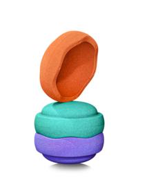 Stapelstein - Colours Secundary (3 stuks)