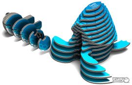 Eugy 3D - Schildpad