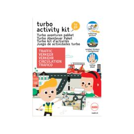 Makii - Turbo Activity Kit Traffic