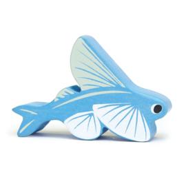 Tender Leaf Toys - Houten Vliegende vis - 7 cm