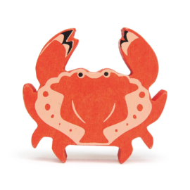 Tender Leaf Toys - Houten Krab - 6 cm